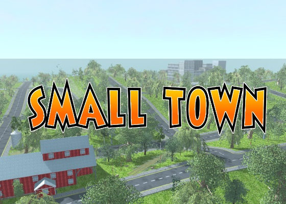 BeamNG DRIVE Small Town