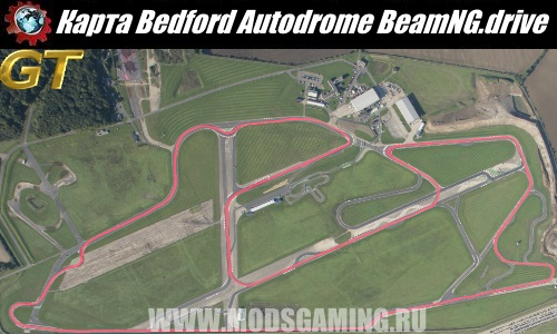 BeamNG.drive download Fashion Map Bedford Autodrome
