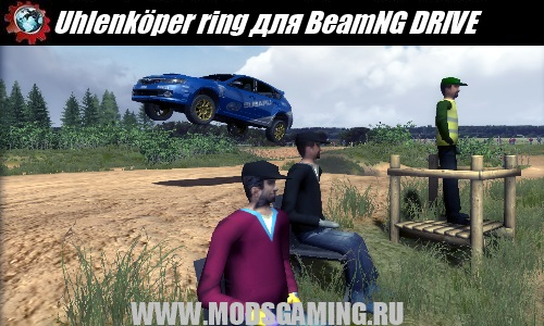 BeamNG DRIVE download map mod Uhlenköper ring