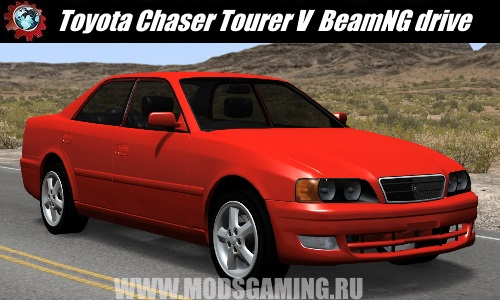 BeamNG drive download mod car Toyota Chaser Tourer V