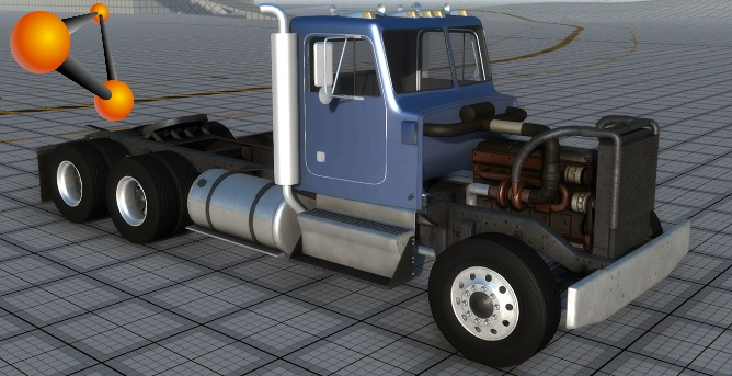 BeamNG DRIVE Gavril T75