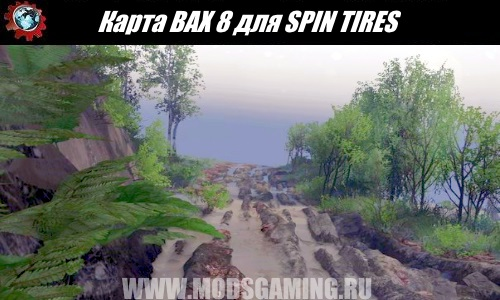 SPIN TIRES download mod BAX 8 Card for 03.03.16
