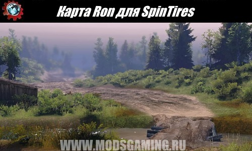 Spin Tires download mod Ron Card for 03.03.16
