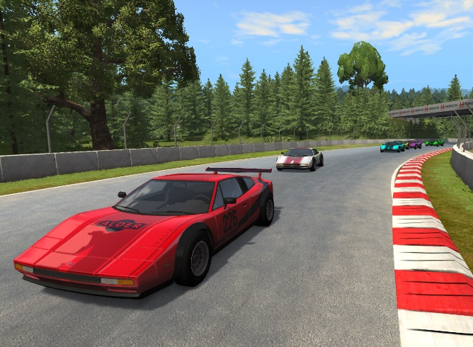 BeamNG DRIVE Hirochi Super Race1