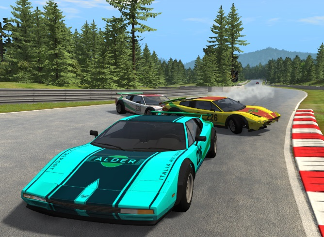 BeamNG DRIVE Hirochi Super Race2