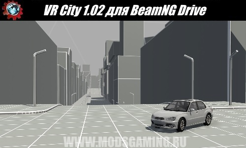 BeamNG Drive VR Cit