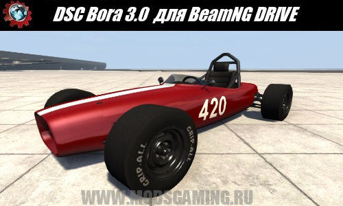 BeamNG DRIVE car mod download DSC Bora 3.0