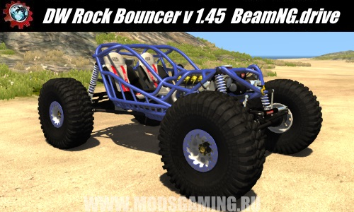 BeamNG.drive download mod Buggy DW Rock Bouncer v 1.45