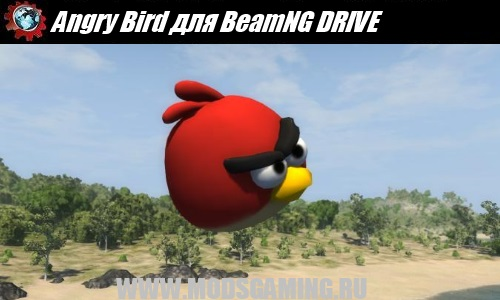 BeamNG DRIVE mod download Angry Bird