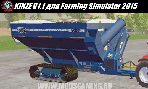 Farming Simulator 2015 trailer download mod KINZE V1.1