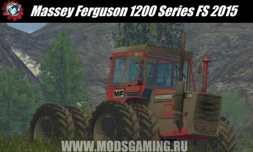 Farming Simulator 2015 download mod Tractor Massey Ferguson 1200 Series