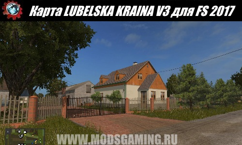 Farming Simulator 2017 download map mod LUBELSKA KRAINA V3