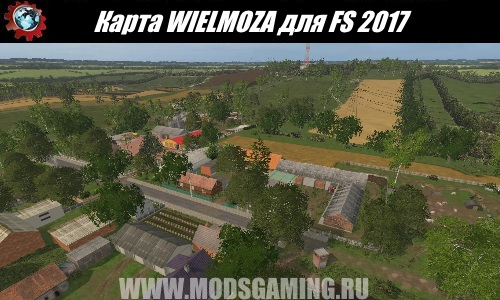Farming Simulator 2017 download map mod WIELMOZA