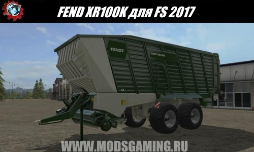 Farming Simulator 2017 download modes trailer pick-FEND XR100K