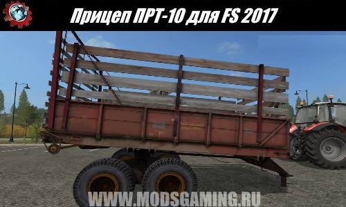 Farming Simulator 2017 download modes trailer PRT-10