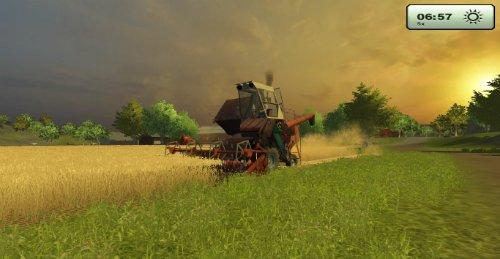 скачать мод на комбайн нива на Farming Simulator 2013 - фото 5