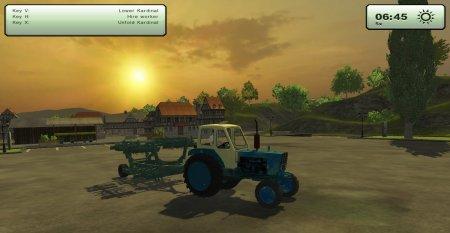 скачать игру ферма Farming Simulator 2013 - фото 10