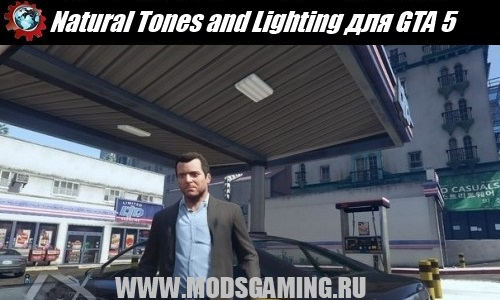 Grand Theft Auto V mod download Natural Tones and Lighting