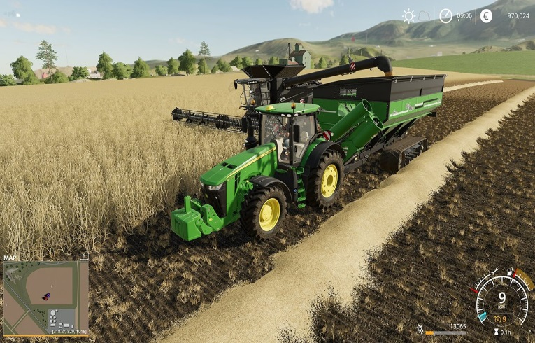 NEW MISSION SYSTEM Farming Simulator 19