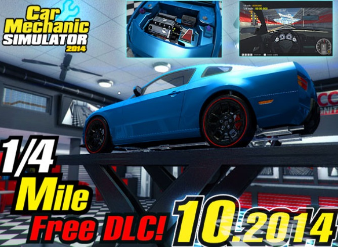 Car Mechanic Simulator 2014 1_4mile