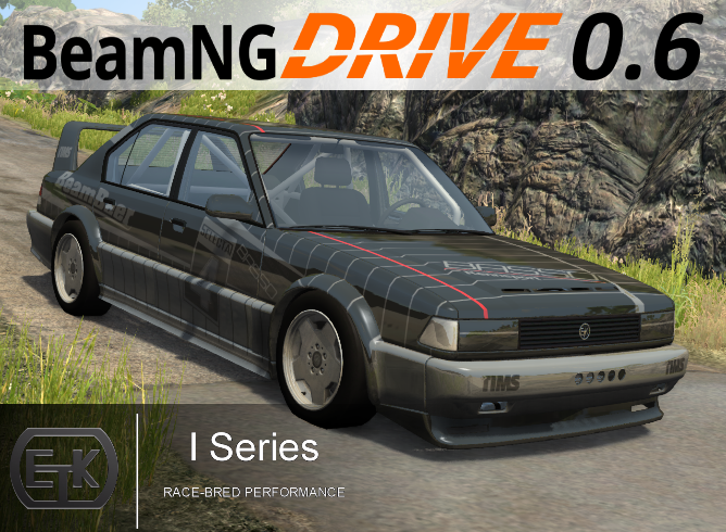 BeamNG.drive Version 0.6 Added new car ETK I Series