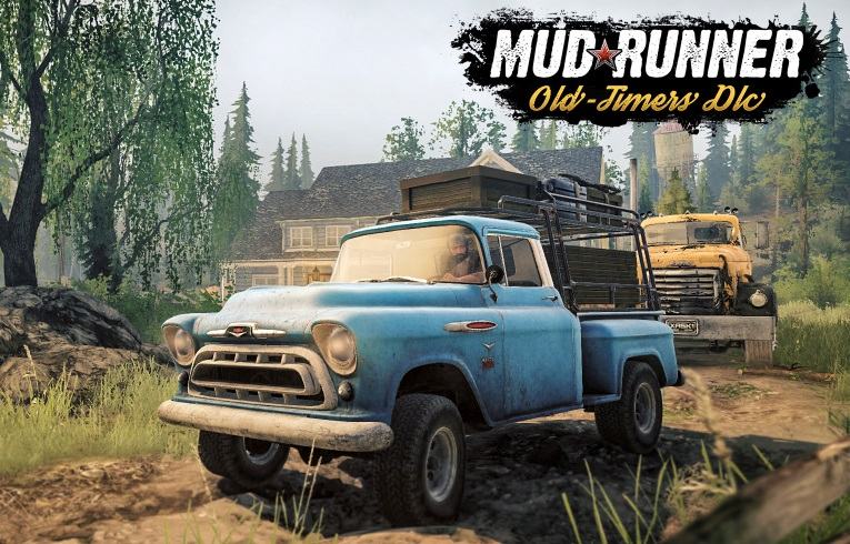 OLD-TIMERS DLC