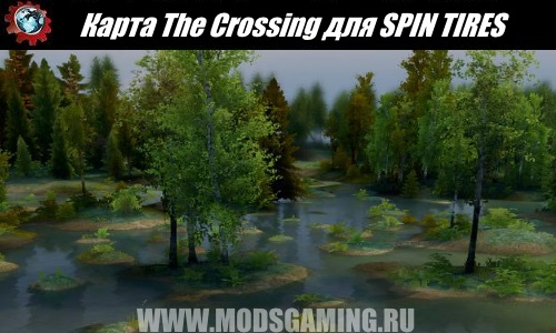 SPIN TIRES download map mod for The Crossing 03/03/16