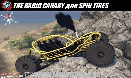 SPIN TIRES download mod buggy THE RABID CANARY