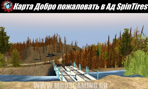SpinTires download mod map Welcome to Hell