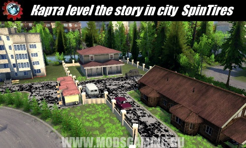 SpinTires download map mod level_the_story_in_city