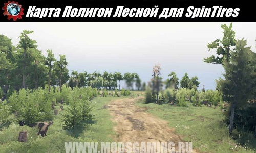 SpinTires download Fashion Map Polygon Forest