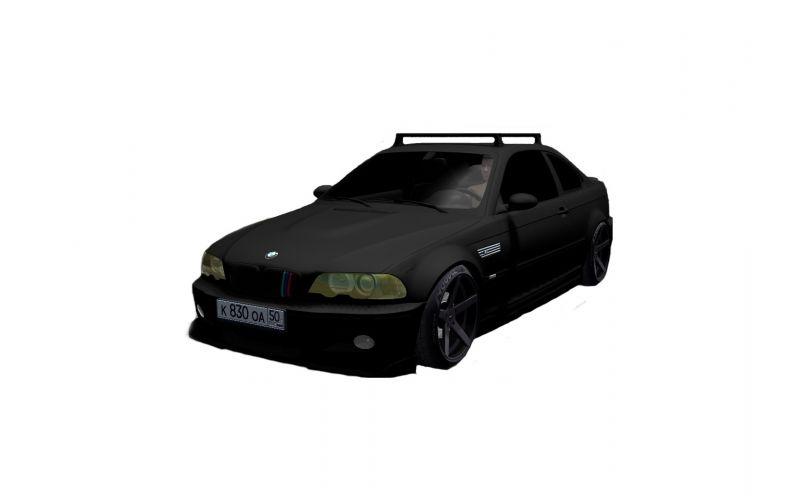 Мод Bmw m3 e46 для City Car Drivivng 1.5.7 - Машины ...