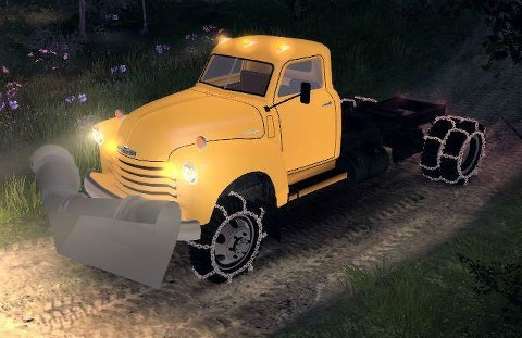 "Мод ""Cab из Chassis v1.2 fix debug"" для Spin Tires - Level Up 2011"