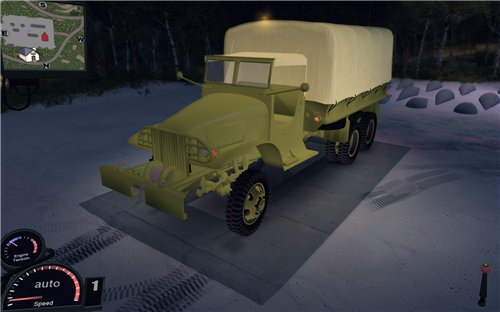 "Мод ""Army Tinsoldie для Spin Tires Level Up 2011"